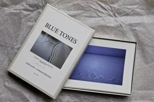 Porte-Folio Blue Tones